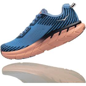 Hoka One One Clifton 5 - Zapatillas running Mujer - azul